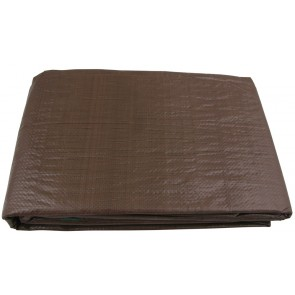 BROWN TARPS