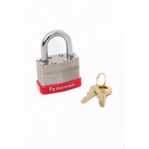 Short Shackle A389 Padlock